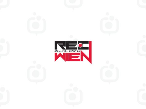Recwien logo beyaz fon