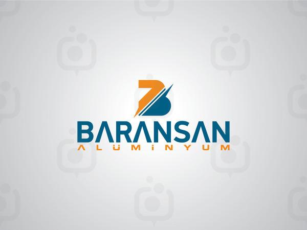 Baransan aluminyum logo 1