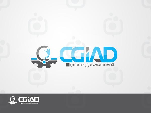 Cgiad log o 1