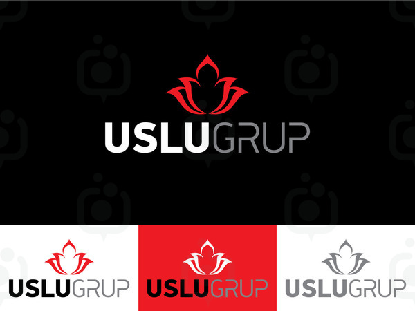 Uslu grup logo