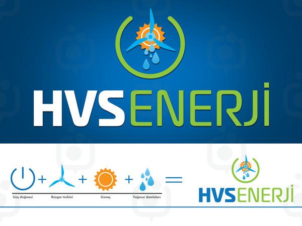 Hvs enerji logo sunum