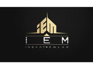 İnşaat ve emlak firmamıza logo amblem projesini kazanan tasarım
