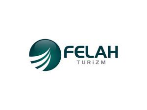 Felah Turizm Logo Amblem Tasarımı projesini kazanan tasarım