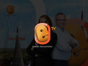 Edirne tv logo