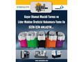 Proje#25248 - Üretim / Endüstriyel Ürünler e-posta şablonu  -thumbnail #34