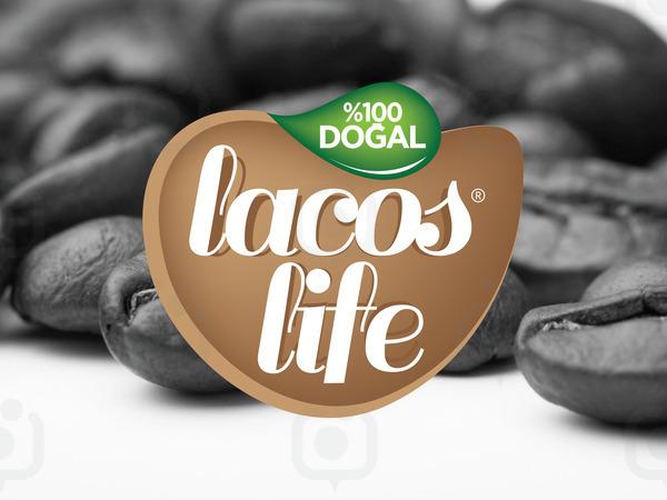Lacoslife logotype   kahve