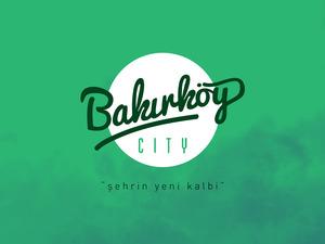 Bak rk y city logotype disi