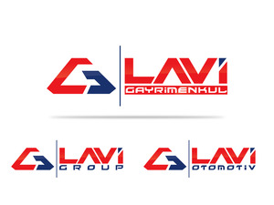 Lavi Group Gayrimenkul.Danışmanlık.Otomotiv.Dekorasyon.İnşaat Firmamıza Logo&Amblem projesini kazanan tasarım