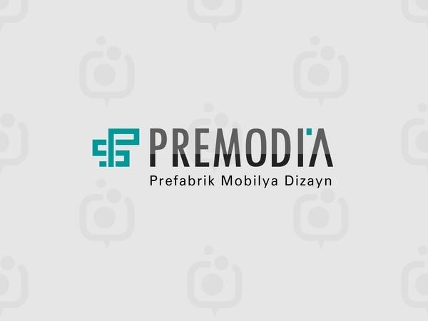 Premodia logo7