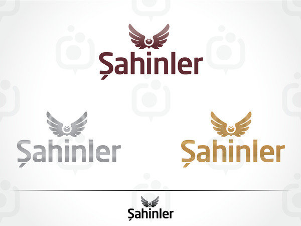 Sahinler logo 5