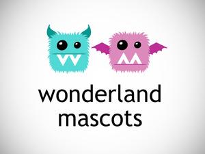 Bir maskot ve animatronik firması için logo ve amblem tasarımı projesini kazanan tasarım