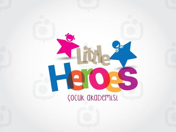 Little heros logo01