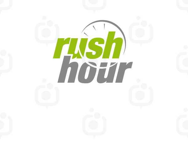 Rush hour logo01