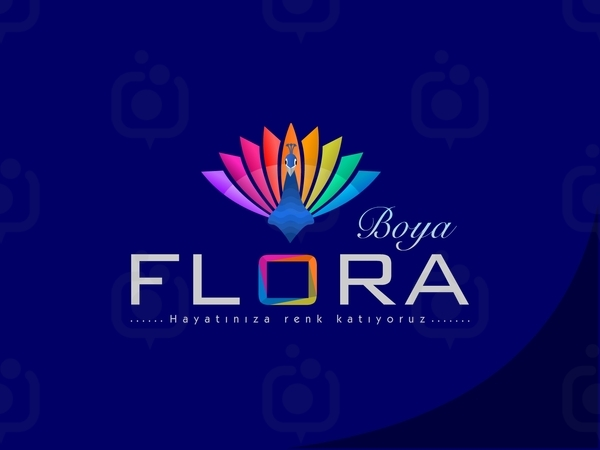 Flora logo 7 7 9