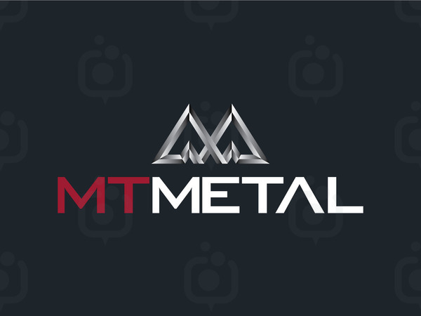 Mt metal logo