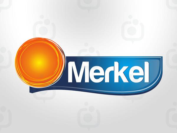 Merkel mavi