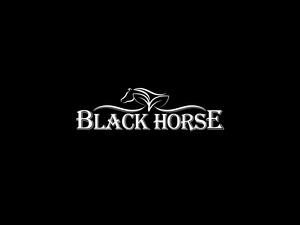 Black horse 02