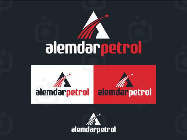 Alemdar petrol logo