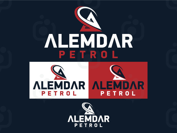 Alemdar petrol logo 1