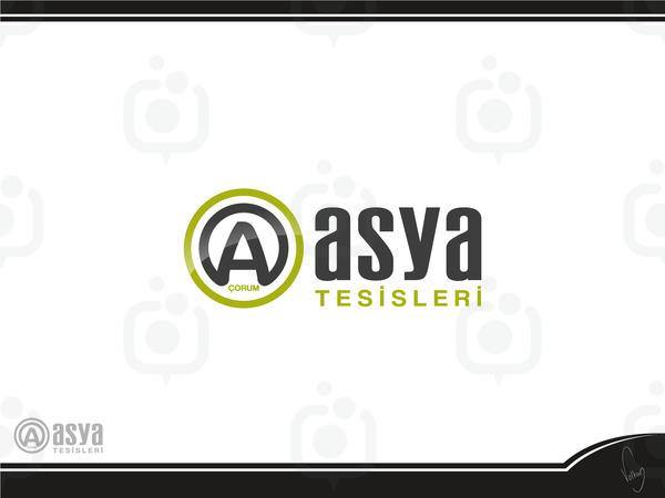 Asya tesisleri logo 4