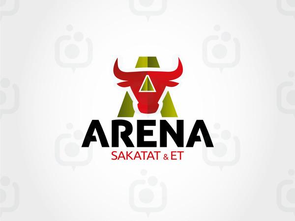 Arena et logo02