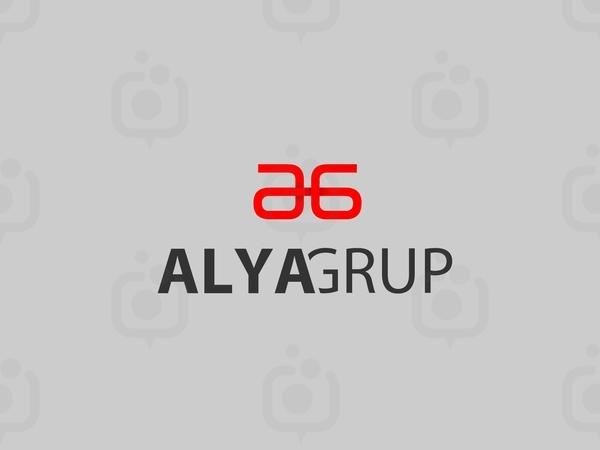 Alya grup logo 3