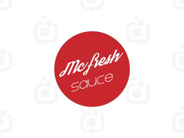 Mc fresh sauce 1