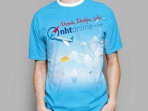 Proje#26276 - e-ticaret / Dijital Platform / Blog T-shirt  Tasarımı  #30