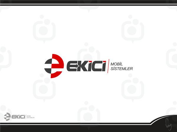 Ekici mobil sistemler logo 6