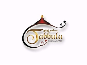 Tabbula Restourant Exotic Food - Restaurant / Bar / Cafe Ekspres logo - amblem  #28