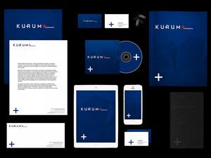 KURUM + Kurumsal Kimlik Çalışması projesini kazanan tasarım
