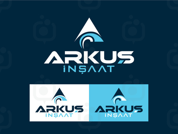 Arkus insaat logo 1