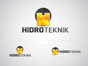 Hidro teknik logo