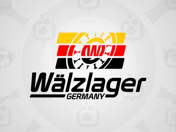 Walzlager logo 8
