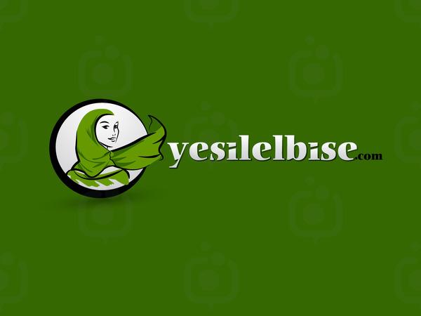 Yesil elbise logo 4