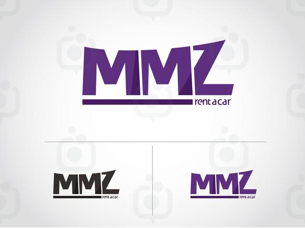 Mmz rent a car logo02