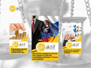 Proje#26924 - Avukatlık ve Hukuki Danışmanlık İnternet Banner Tasarımı  #11