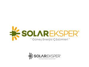 Solar Eksper Logo Tasarımı projesini kazanan tasarım