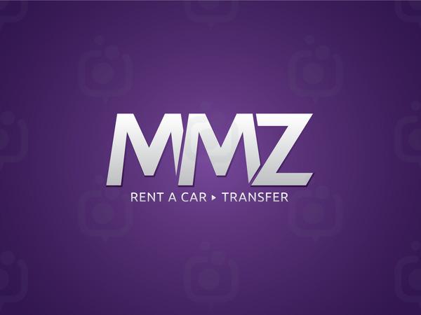 Mmz rent a car logo03