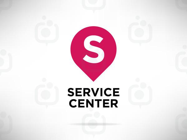Service center logo 03