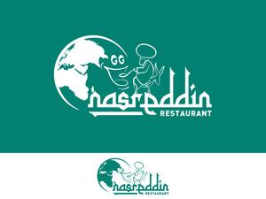 Restauranta Logo Tasarımı  projesini kazanan tasarım