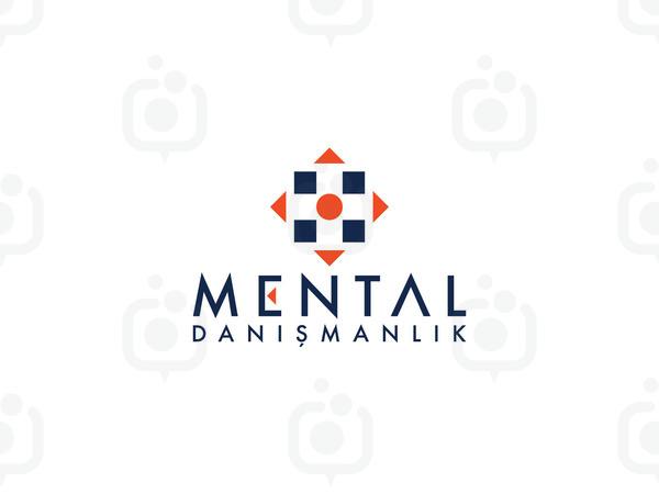 Mental danismanlik logo