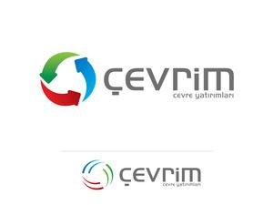 Çevrim'e logo projesini kazanan tasarım