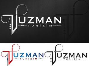 Uzman Turizm Logo Çalışması projesini kazanan tasarım