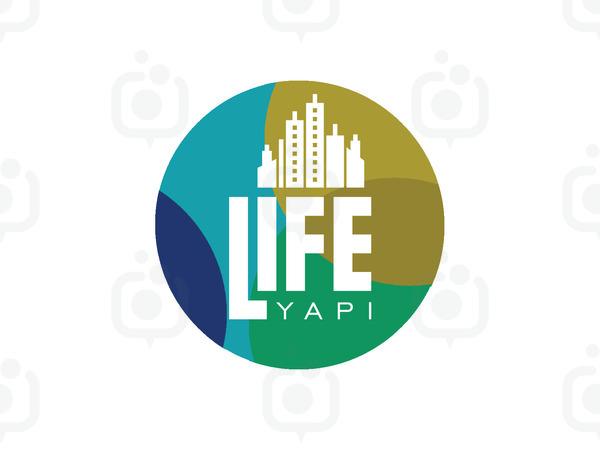 Life yap  logo 3