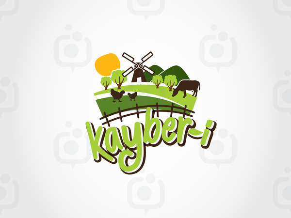 Kayberi ciftlik logo