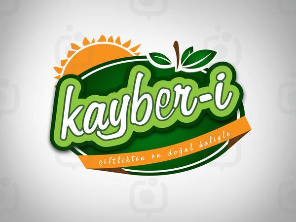 Kayber i logo