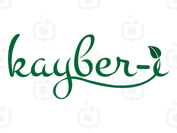 Kayber i logo 1 01