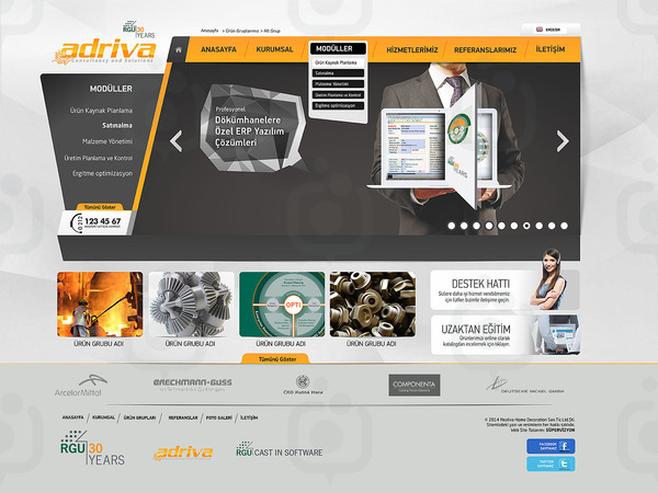 Adriva web 3