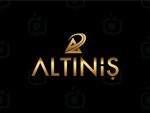 Altin is logo 2